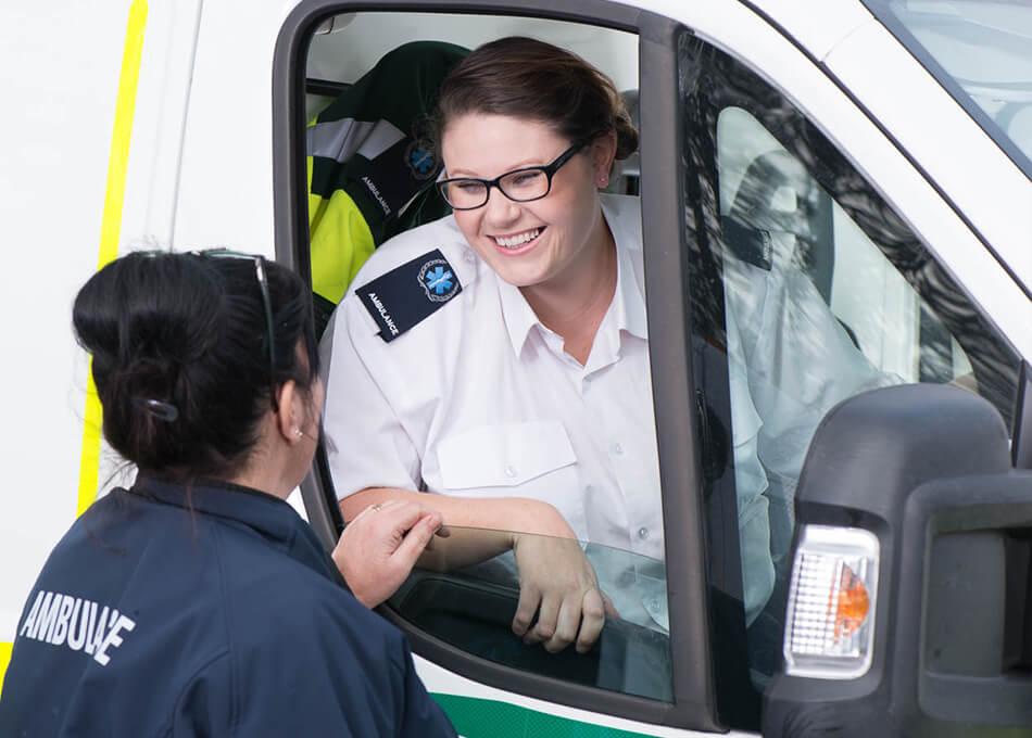 First Care Ambulance Friendly Staff