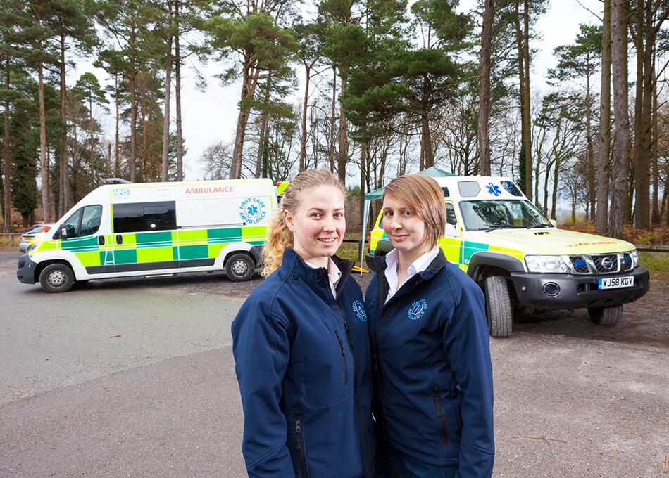 First Care Ambulance Recruitment