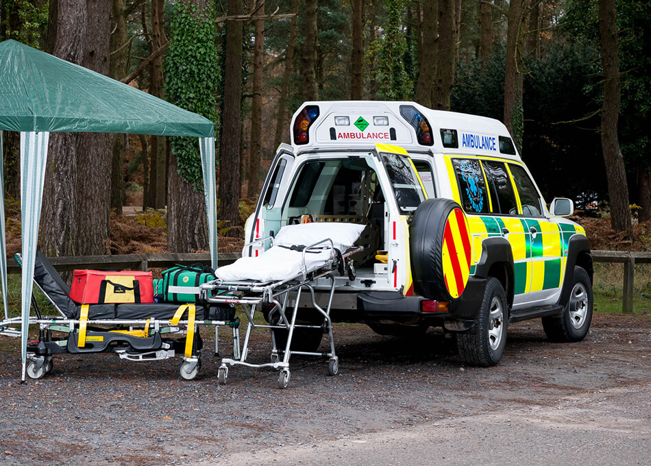 First Care Ambulance - Event Medical Services