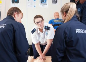First Aid Training First Care Ambulance